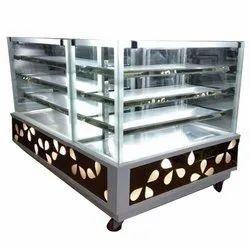 Rectangular Sweet Display Counter