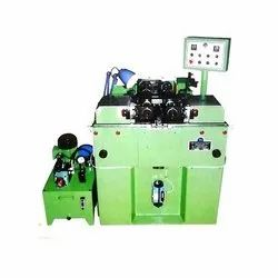 TTR-15 Hydraulic Thread Rolling Machine