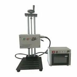 Pneumatic Marking Machine, Automation Grade: Semi-Automatic