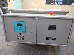 Three Phase Digital 100 Kva Servo Stabilizer, Floor