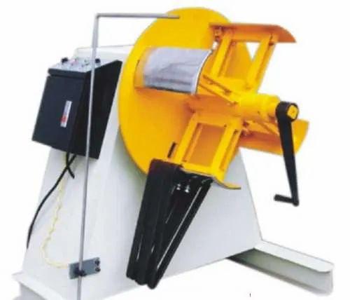 De-Coiler Machine