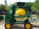 Indian Type Concrete Mixer with Hopper
