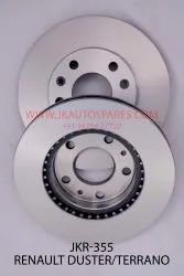 Brake Disc For Renault Duster / Terrano
