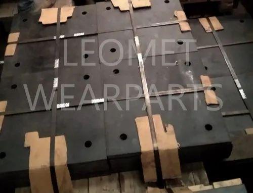 Hopper Liner Leomet Wear Parts