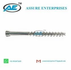 5.0 mm Cancellous Cannulated Locking Screw 32 mm Threa