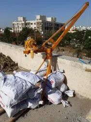 POWERBULL ELECTRIC MATERIAL HANDLING MACHINE, For CONSTRUCTION, Capacity: 500KG