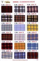 22242 School Uniform Shirting Fabric