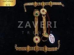 672 Hathpan Artificial Jewellery