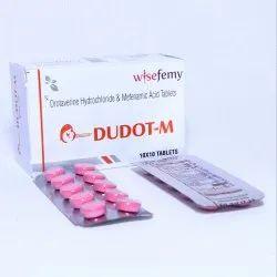 Drotaverine HCI 80  Mg  Mefenamic Acid 250 Mg.