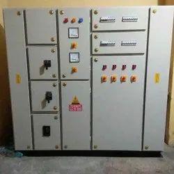 MS Rectangular Industrial Control Panel
