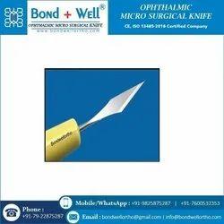 Lancetip for Scleral Incision / Side Port