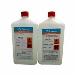 WHITE ALPHAJET PRINTER Cij ink/ MAKE UP 1000 ML, For INDUSTRIAL
