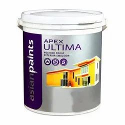 High Gloss White Apex Ultima Waterproof Exterior Emulsion Paints