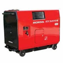 Single Phase EX2400S Honda Portable Diesel Generator