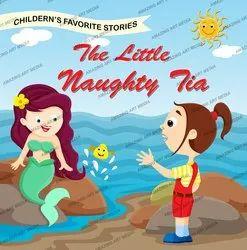 English The Little Naughty Tia, 1 to 4