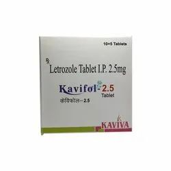 Letrozole Tablets IP 2.5 mg