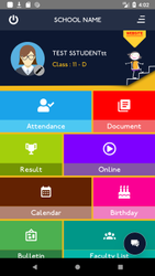 Online/Cloud-based SchoolGurus Android Application (School Management Application), Free Download Available