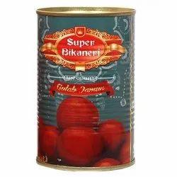 Super Bikaneri Gulab Jamun, Packaging Type: Tin Container