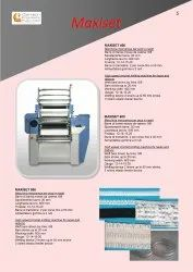 High Speed Crochet Knitting Machine For Laces And Ribbons