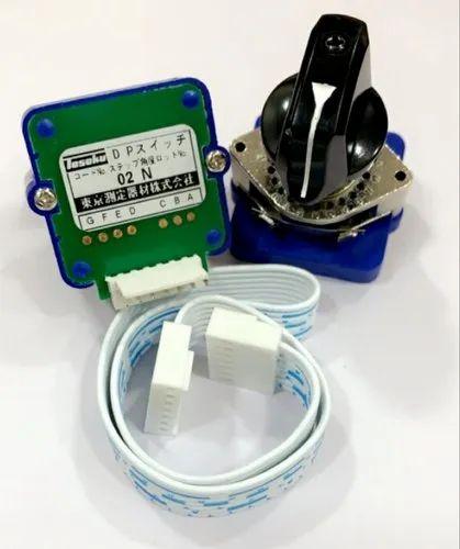 Tosoku Rotary Switch - DPP 02N