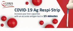 Coris Biconcept Covid 19 Antigen Respi Strip Test Kit, ICMR Approved