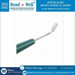 Ophthalmic Cresent Knife