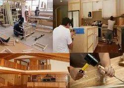 Residential Carpentry Work