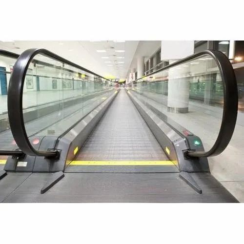 Moving Walk Way UVC Disinfection system