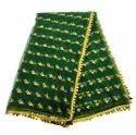 Designer Embroidered Dupatta With Handwork