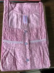 Full Length Cotton Nighty