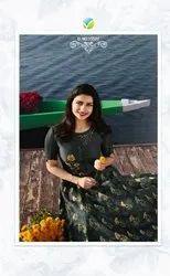 Vinay Fashion Tumbaa Superstar Satin Silk Exclusive Print Kurti Catalog