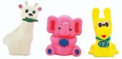 Squeze Animal Set 3 Pcs