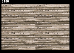 Ceramic 3150 Glossy Elevation Tiles, For Wall, Size/Dimension: 300 x 450 mm