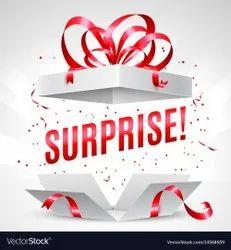 Surprise Gift Saree