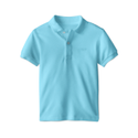 Polo, Collar Half Sleeve T Shirt Monastery Mens Polo 220 Gsm 100 % Cotton T Shirts, Size: S-xxl