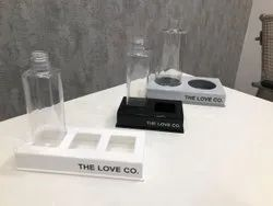 Sanitizer Tray Bottle Stand