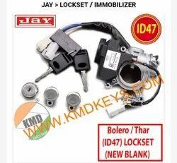 KMD1480 Bolero Thar Key Lockset