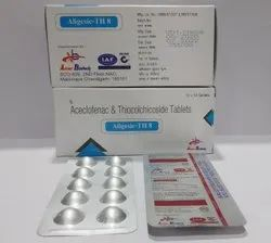 Aceclofenac 100mg & Thiocolchicoside 8mg Tablet