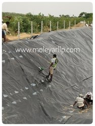 Geomembrane Liner Installation Services