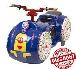 Princess Bike Amusement Ride Game