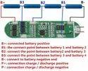 4S 10A BMS Battery Module