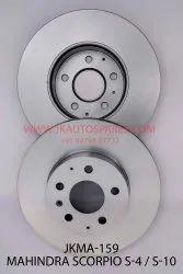 Brake Disc For Mahindra Scorpio S-4 / S-10