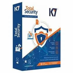 K7 Total Security 5 User 1 Year, For Windows