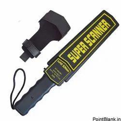 Hand Held Metal Detector Model GP-3003B1 (Super Scanner)