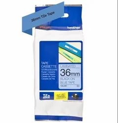 36mm Genuine Brother TZe-561 Labelling Tape Cassette