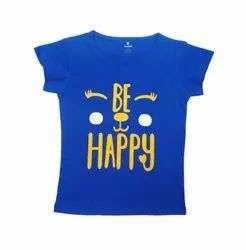 SIMPLE CASUAL DESIGN TOP FOR GIRLS