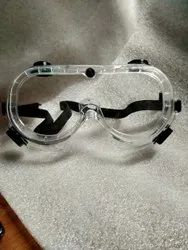 Safety Goggles  With Vent  Packing 10 Nos. Each Pack