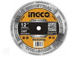 Ingco TSB3254210 TCT Saw Blade for Aluminum