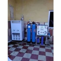 250 LPH Commercial RO Water Purifier System