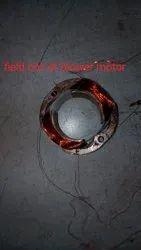 Field coil of blower motor